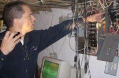 inspection panneau électrique